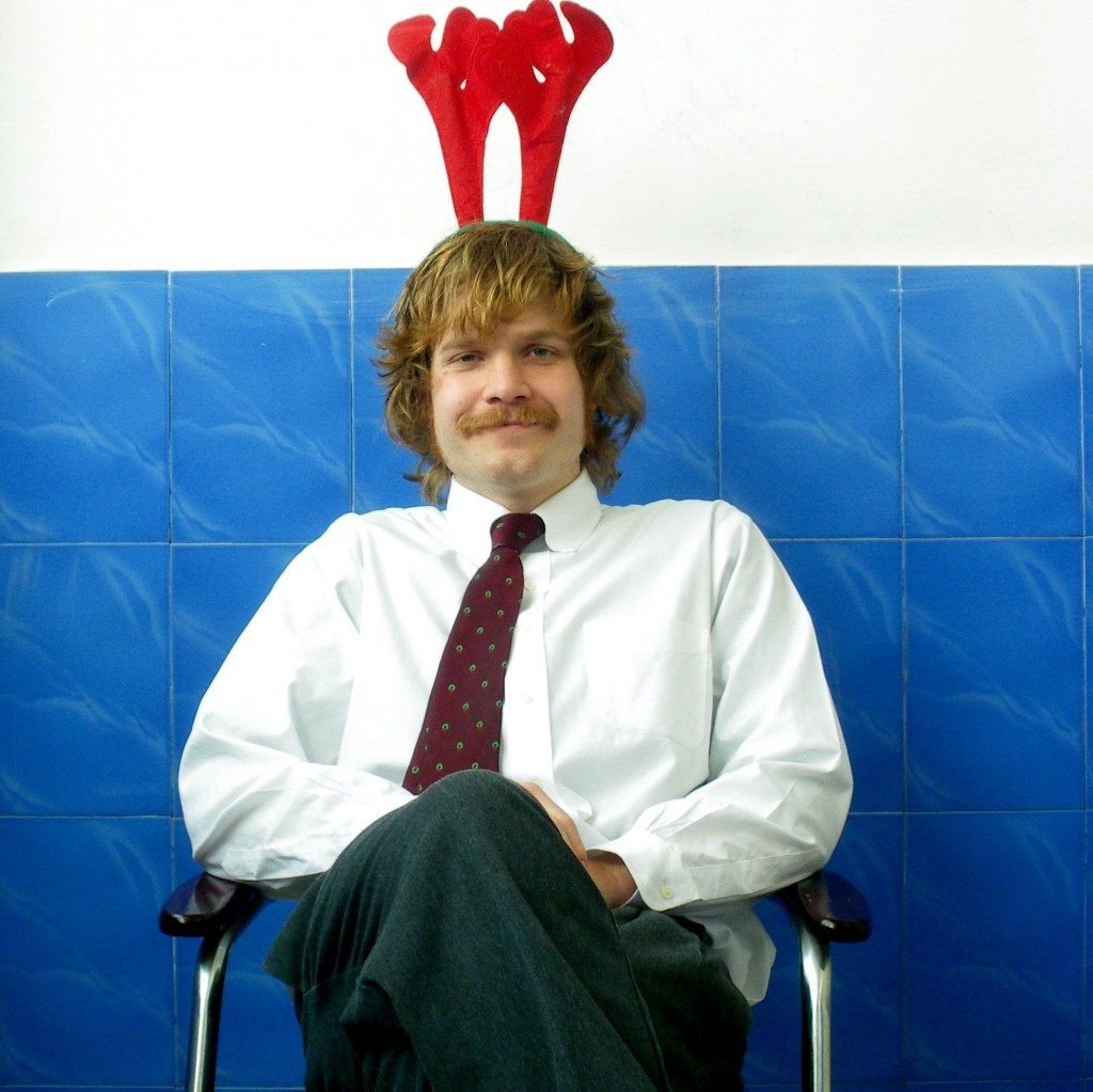 The 2009 Xmas Self-Portrait