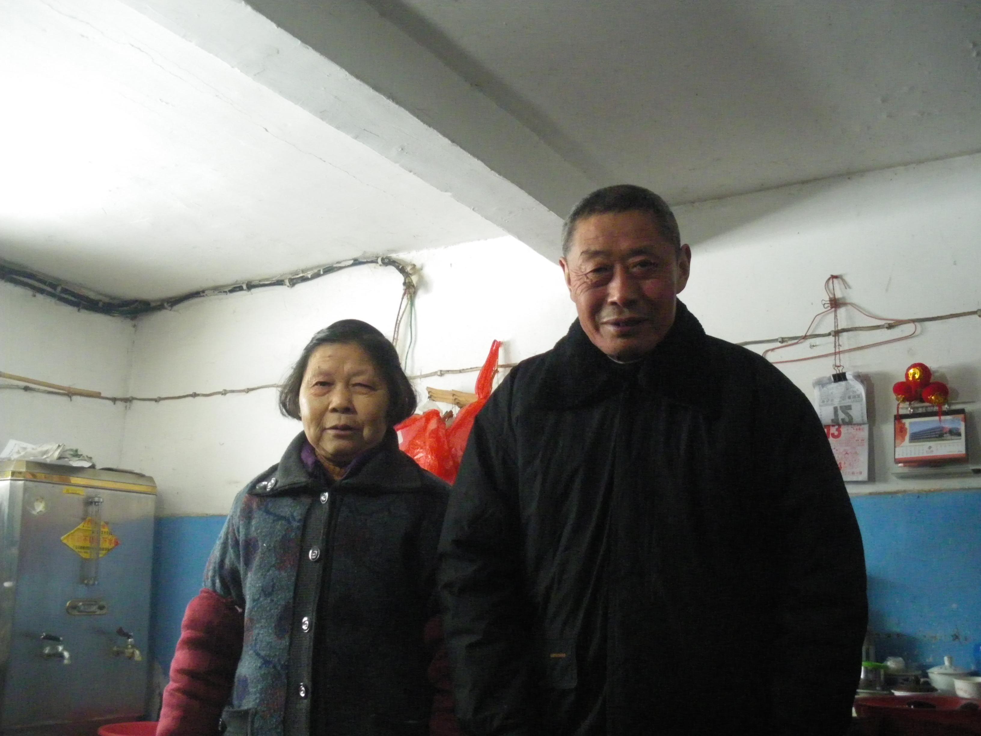 张奶奶 / 黄兴明