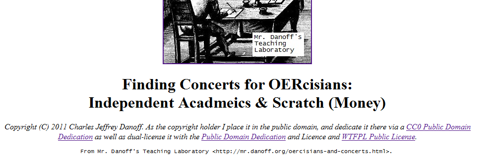 oercisian-article-public-domain-licensing-screenshot